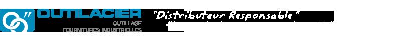 Outilacier : outillage fournitures industrielles, Distributeur Responsable ®